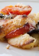 Lazy Man's Gnocchi with Tomato and Basil – It's all about semolina