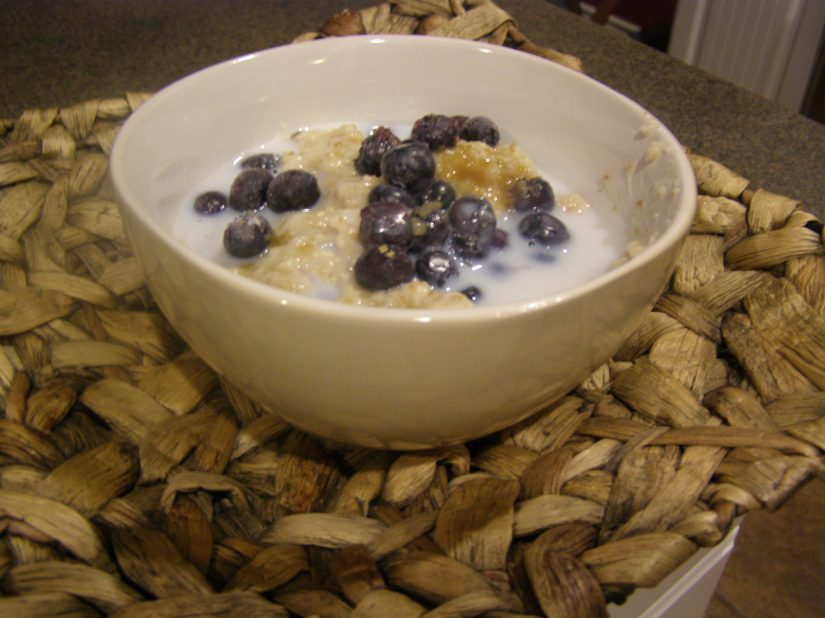 CROCK-POT OATMEAL