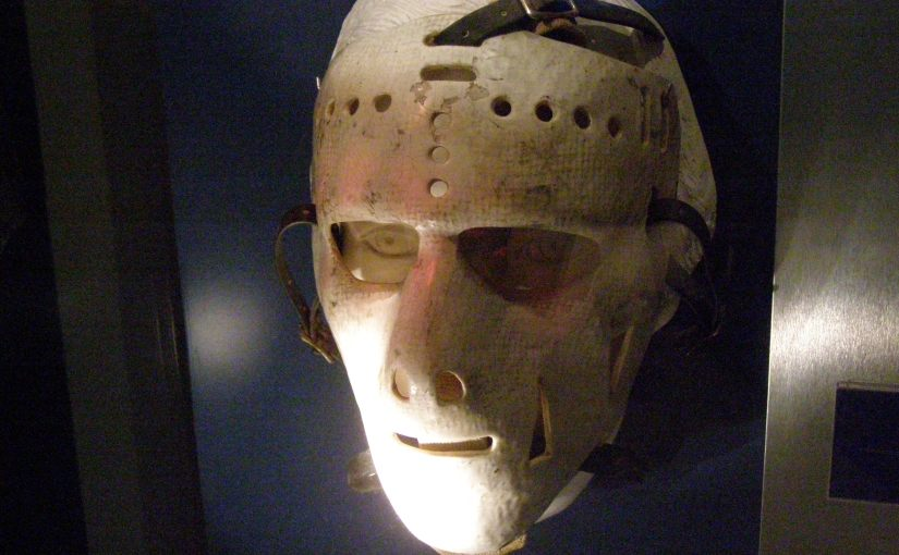 EVOLUTION OF THE GOALIE MASK – FRIDAY'S PHLOG FOR SEPTEMBER 21, 2012