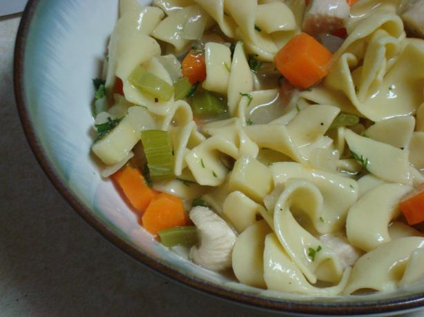 CHICKEN SOUP FOR THE SOUL – RECIPE!