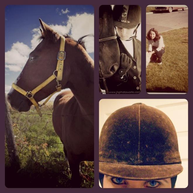 PicMonkey Collage horses