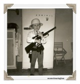 A BOY AND HIS GUN – FRIDAY'S PHLOG FOR NOVEMBER 8, 2013