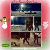 LET IT SNOW…