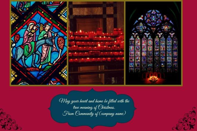 religious card 1
