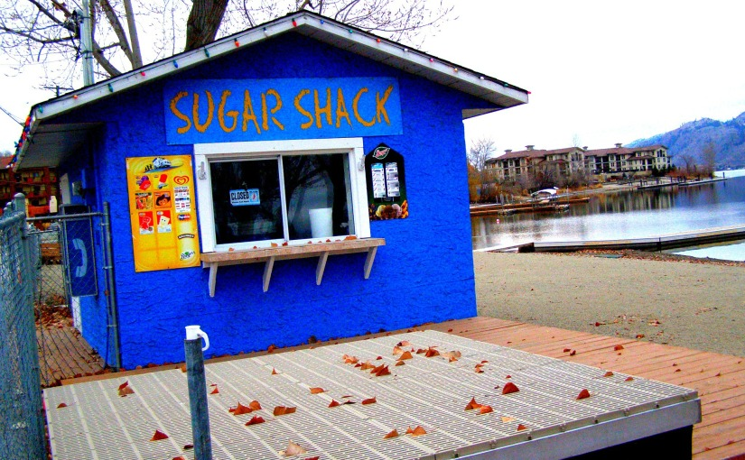 SUGAR SHACK – FRIDAY'S PHLOG FOR MARCH 7,2014