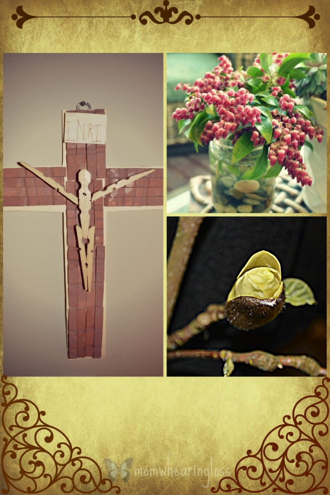 good friday collage