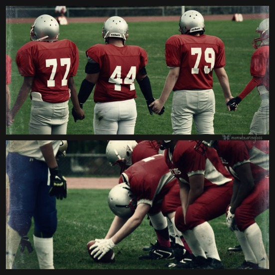 football freedom collage