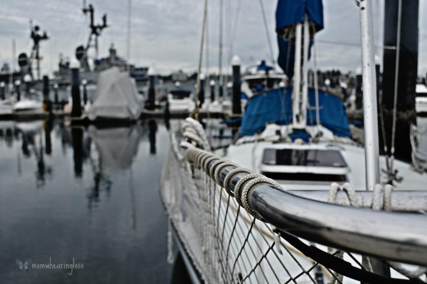 upclose boat logo